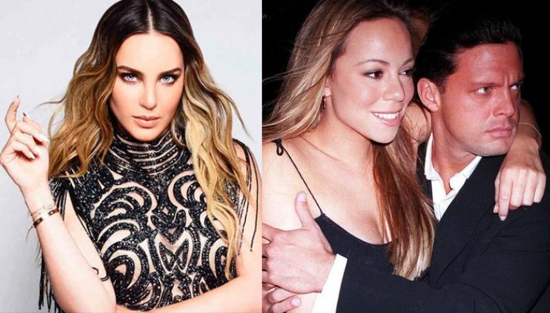¿Belinda interpretará a Mariah Carey en 'Luis Miguel: La Serie'?