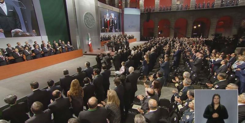 EPN quedo a deber en seguridad, educación y economía: Diputados