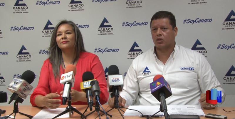 """En Cajeme, la CANACO acepta el reto de """"Basura Challenge"""""""