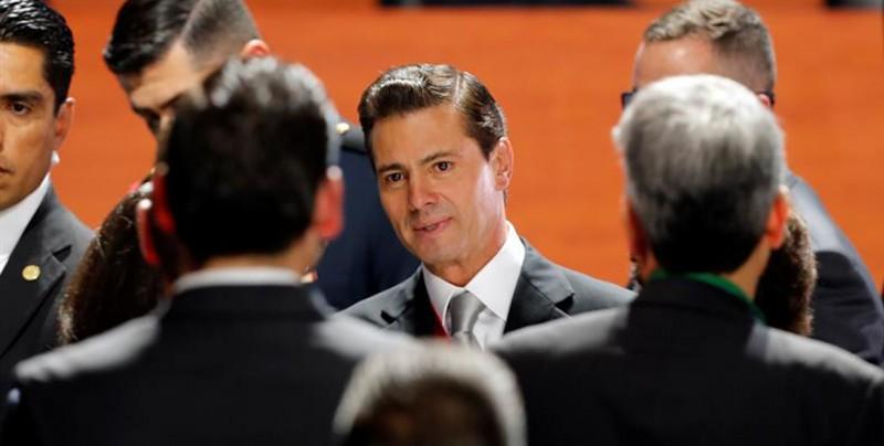 El 64 % de mexicanos desaprueba la Administración de Peña Nieto