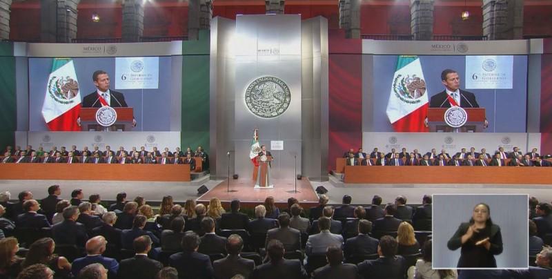 Sexenio sangriento el de Enrique Peña Nieto, afirma rector de la UAS