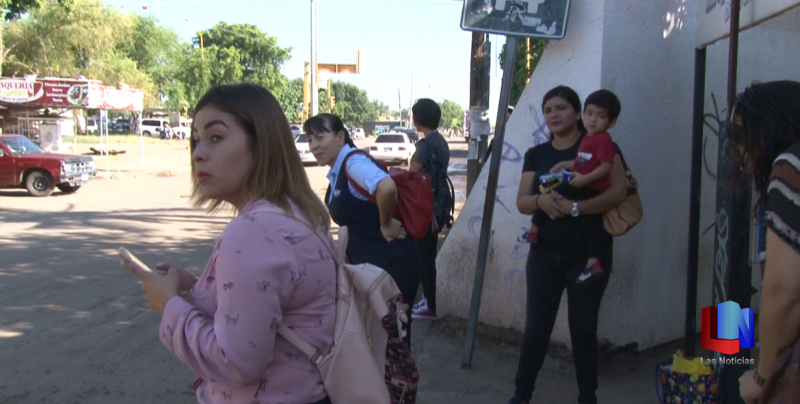 En Cajeme, Usuarios del Transporte exigen solución al Servicio