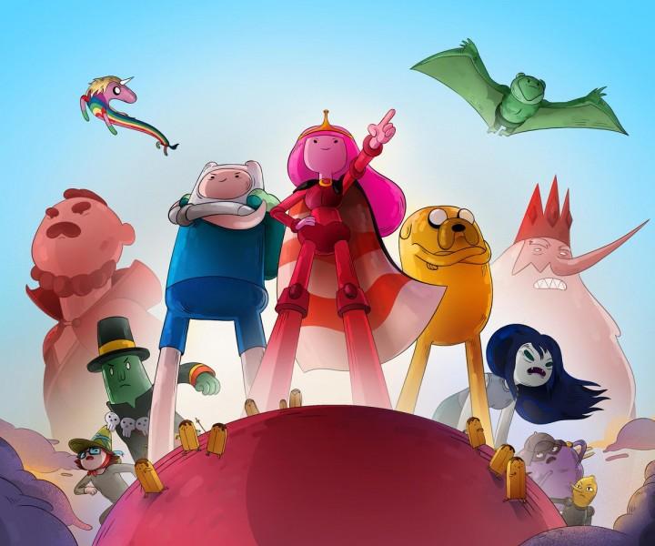 Adventure Time llegó a su capítulo final