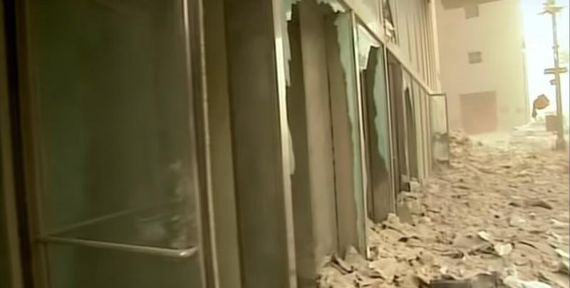 Difunden video inédito del atentado de las Torres Gemelas
