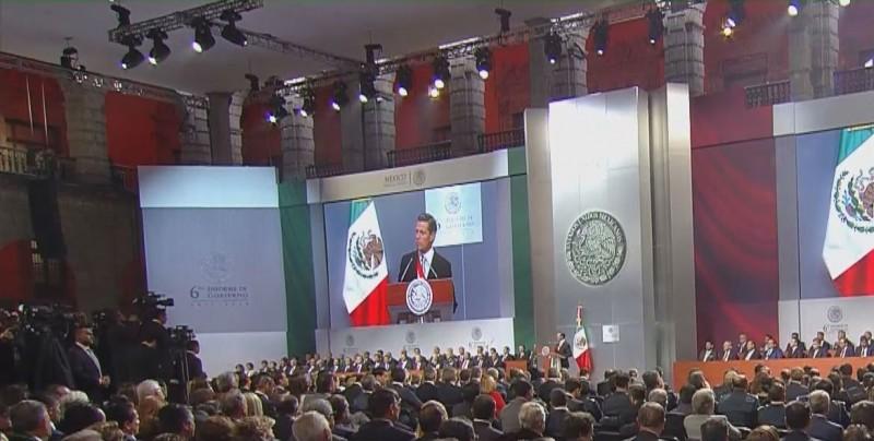 Sin buenos resultados la administración de EPN: Intercamaral