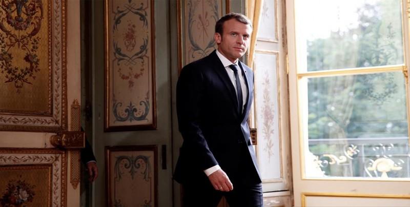Macron reitera su apoyo a Fayez al Serraj y pide respeto al alto el fuego