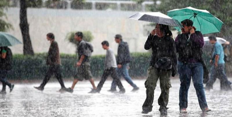 Pronostican tormentas y granizo en varias regiones de México