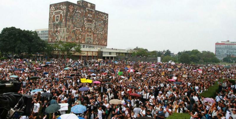 Situación de la UNAM amenaza al resto de Universidades dice Rector de la UAS