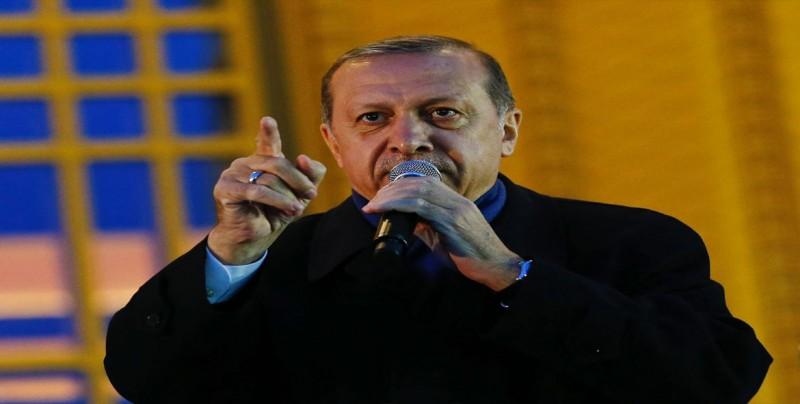 Erdogan pide garantías para evitar una tragedia humanitaria en Idleb