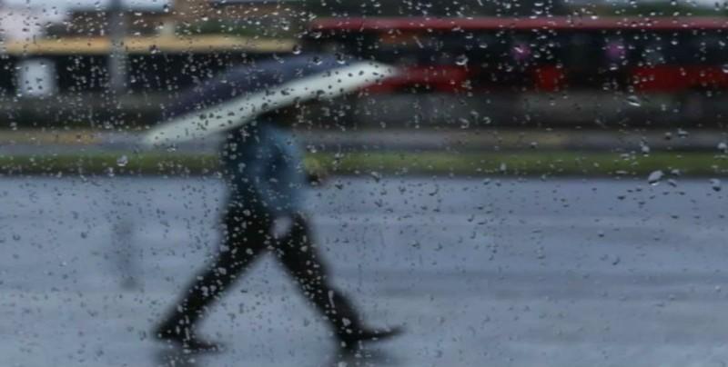 Onda tropical 36 provocará lluvias con granizo en el país