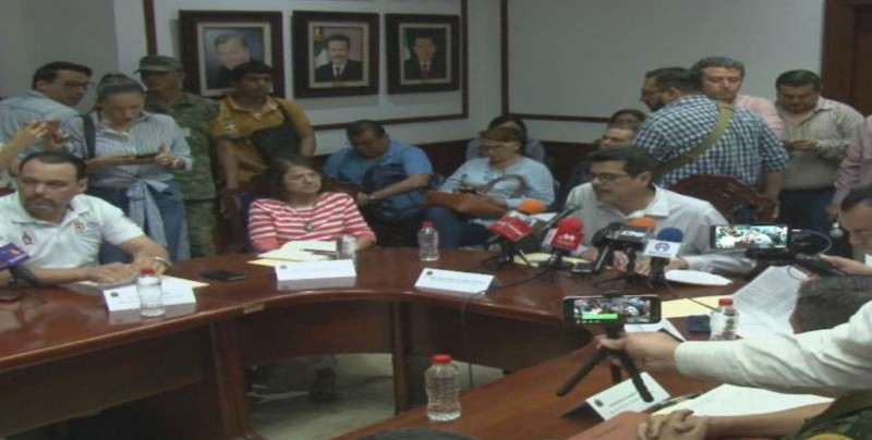 Reactivan Comité Municipal de PC en Culiacán