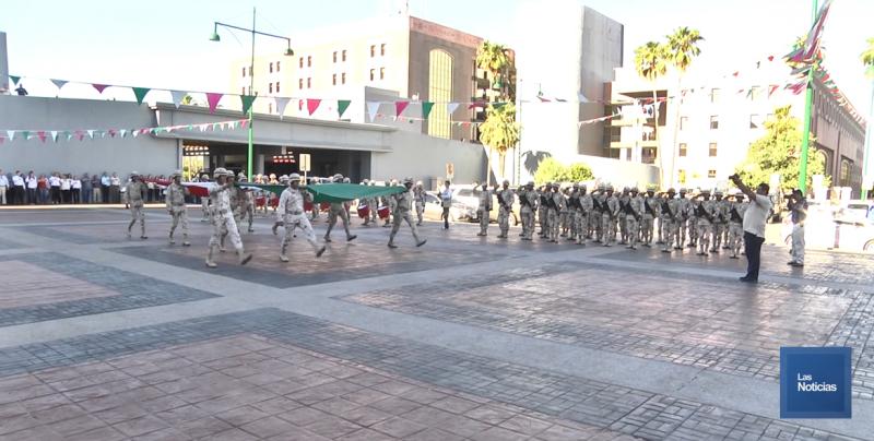 Sigue Gobierno de Sonora ejemplo de Héroes de la Independencia