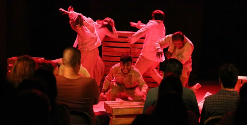 Con El Estanque, el Tatuas, gana la Muestra Regional de Teatro en Mexicali