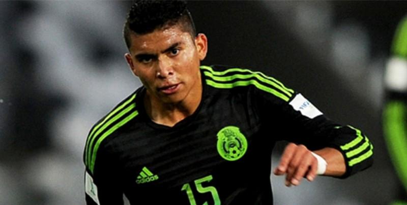 Orbelín Pineda causa baja de la selección mexicana