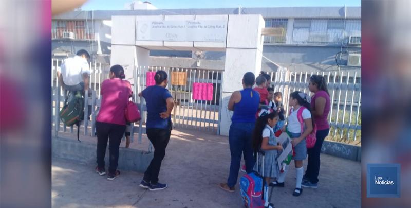 Remodelarán Primaria en Pueblo Yaqui