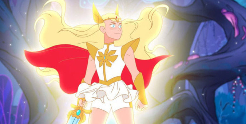 Ya llegó el nuevo teaser de 'She-ra and the Princess of Power'