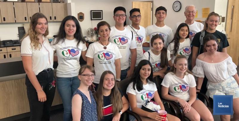 Intercambian experiencias alumnos del COBACH Alamos en Scottsdale, Arizona