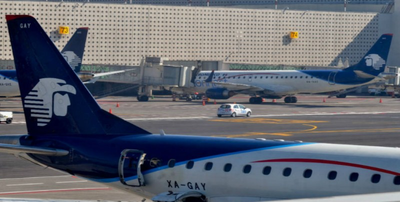 Sindicato emplaza huelga para el 1 de octubre a Aeroméxico