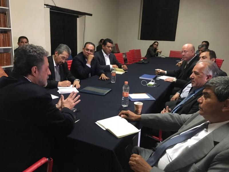 Rector de la UAS participa en reunión con próximo subsecretario de Educación Superior