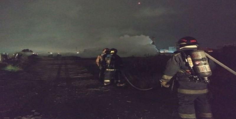 Desalojan a más de mil familias en Puebla por fuga de gas