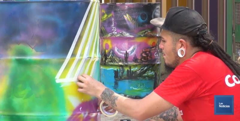 Ganadores de Pinta a Cajeme de Color fueron premiados