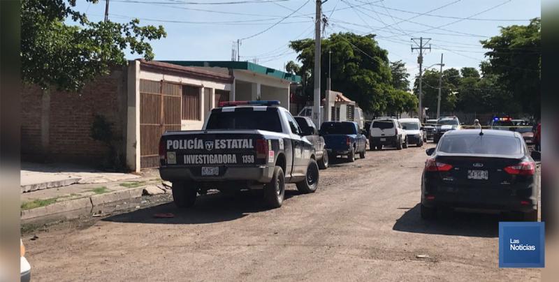 En Navojoa, policías abaten a asaltante