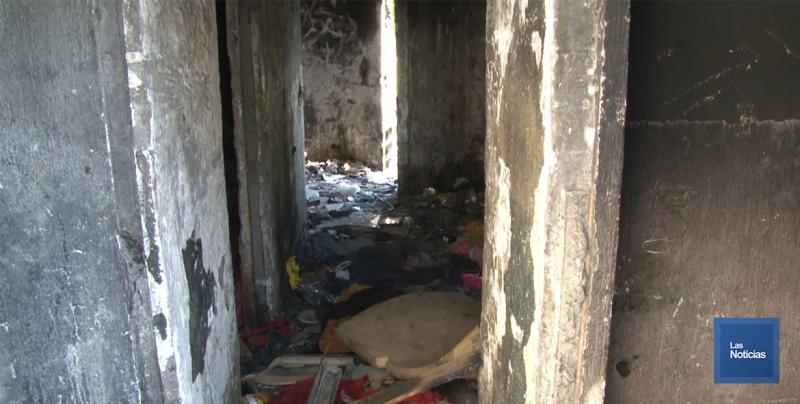 En Cajeme, quema de basura daña a vecinos de la Villa del Trigo
