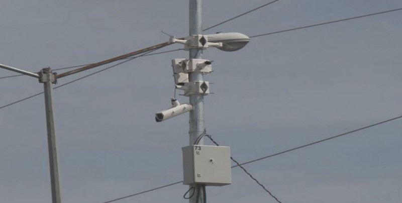 Repondrán cámaras de videovigilancia dañadas