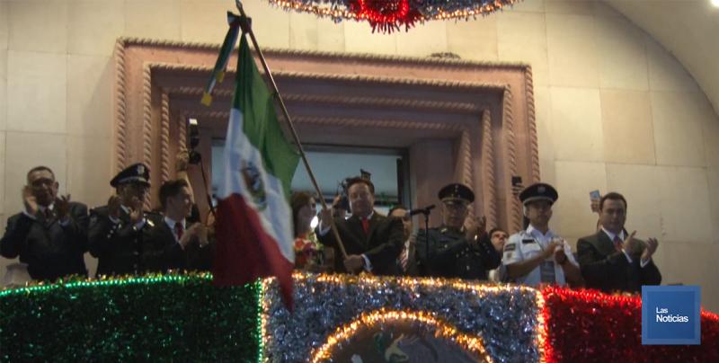 Tanto la Policía Municipal, como la Estatal y Federal, estarán en la Ceremonia del Grito