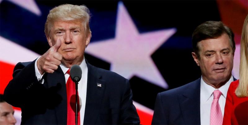 El exjefe de campaña de Trump aceptará culpabilidad en el marco de trama rusa