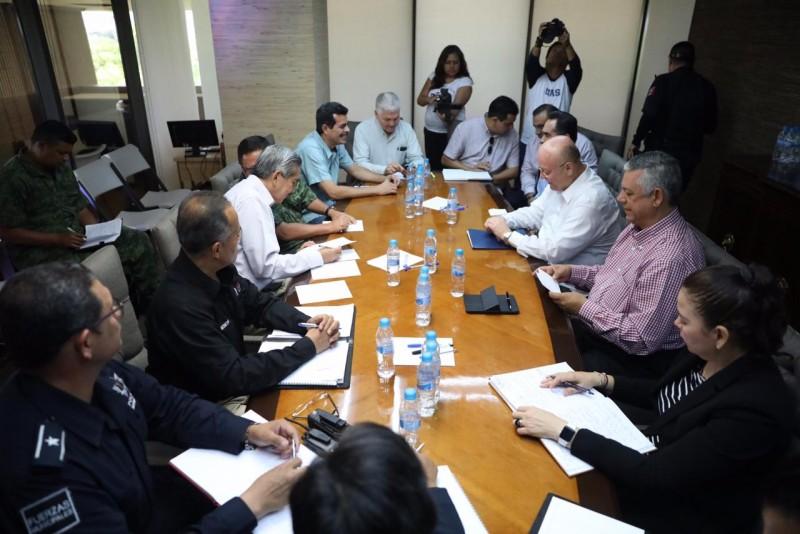 Tras atentado en CU se reúne el grupo de Coordinación y el Rector
