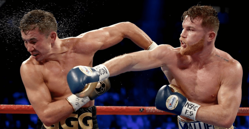 Ya llegaron los memes de la pelea de Canelo vs. Golovkin
