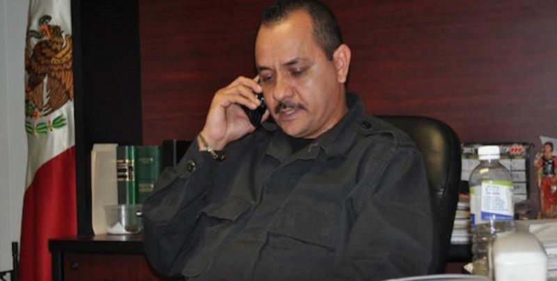 Muere el Comandante Jesús Carrasco tras atentado al interior de la UAS