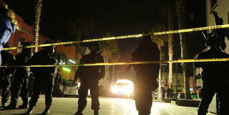 Balacera en Garibaldi deja cinco muertos y 8 lesionados