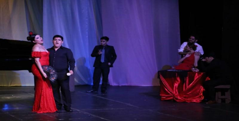 Inician los miercoles de Ópera en el Centro Sinaloa de las Artes Centenario