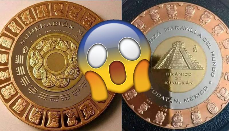 ¿Ya salió la nueva moneda de $20?