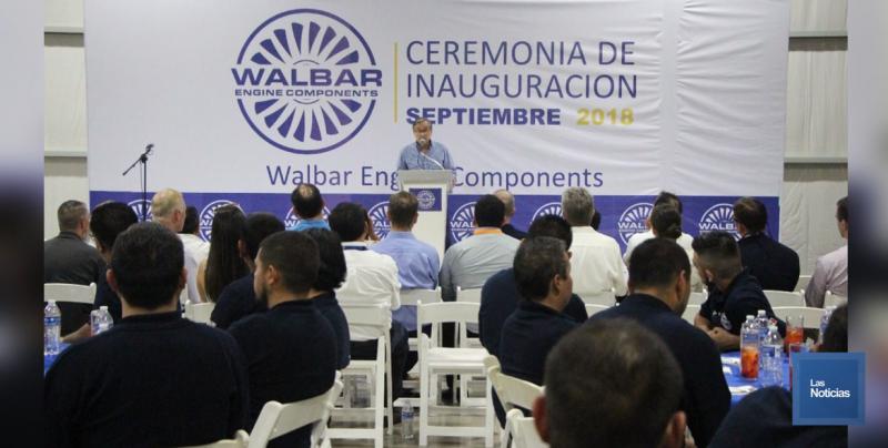 Continúa la inversión aeroespacial en Sonora