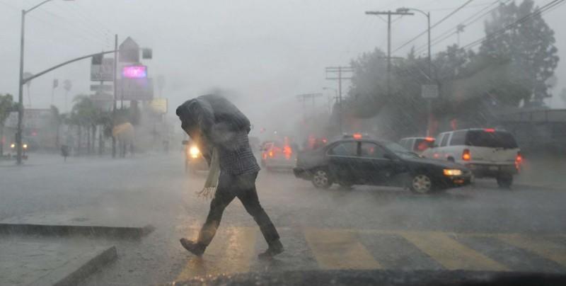 Baja presión traerá lluvias para centro, sur y suroeste del país