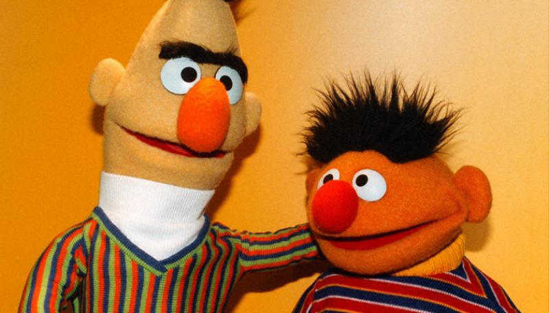 ¿Beto y Enrique de 'Plaza Sesamo' son pareja?