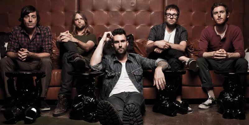 Maroon 5 será el artista que se presentará en el medio tiempo del Super Bowl 2019