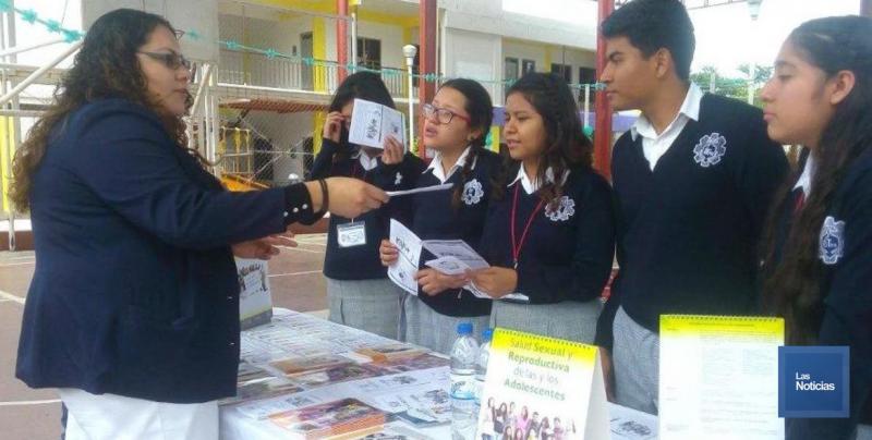 Promueven Semana Nacional de la Adolescencia 2018 en Sonora