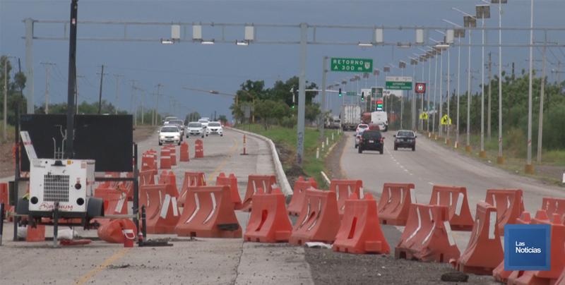 En Cajeme, urge terminar la carretera México 15