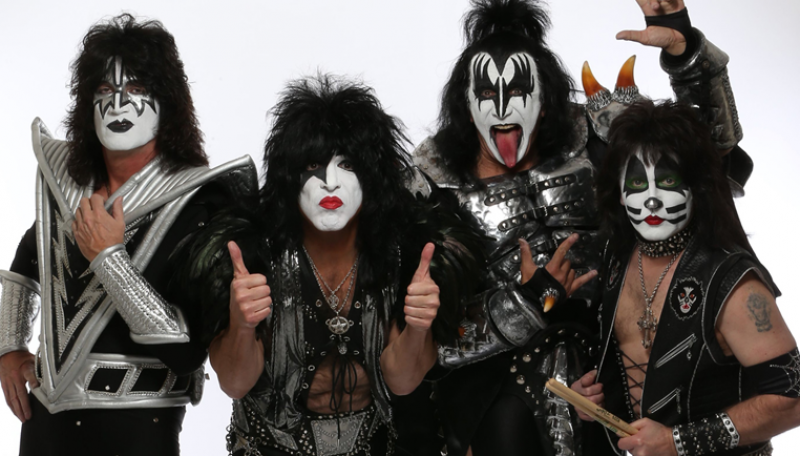 Kiss anuncia su última gira mundial