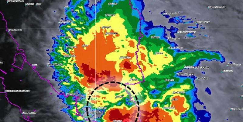 ¿Por qué está lloviendo tanto en Sinaloa y Sonora?