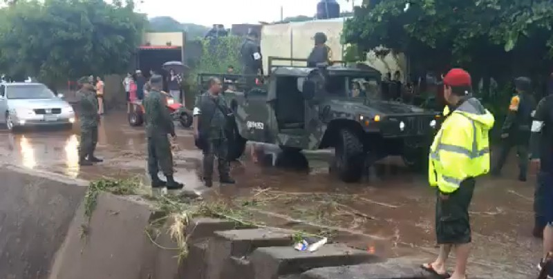 Llega ejército a aplicar PLAN DN III en Santa Fe