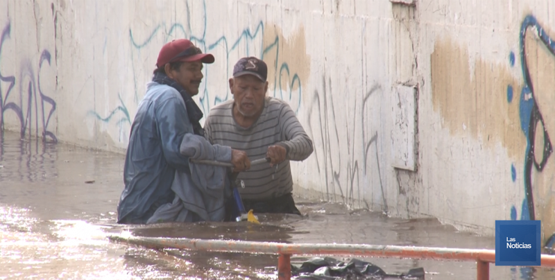 En Cajeme, Trabajador de Servicios Públicos rescata a Persona de la Tercera edad