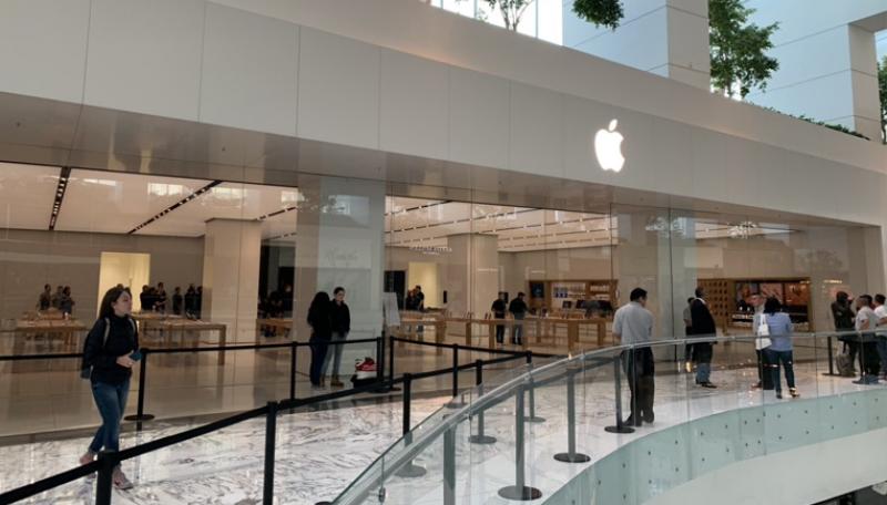 Así se vivió las primeras ventas del nuevo iPhone XS Max