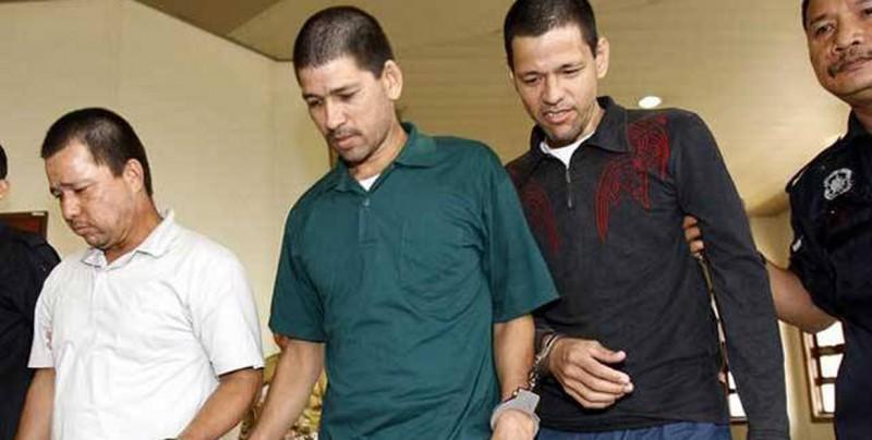 Sultán perdona vida a sinaloenses condenados a muerte en Malasia