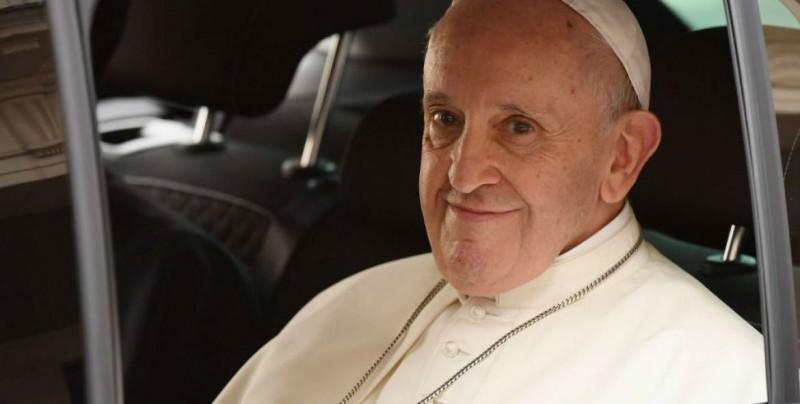 Papa recibe mensaje de AMLO; avala colaborar con su Gobierno