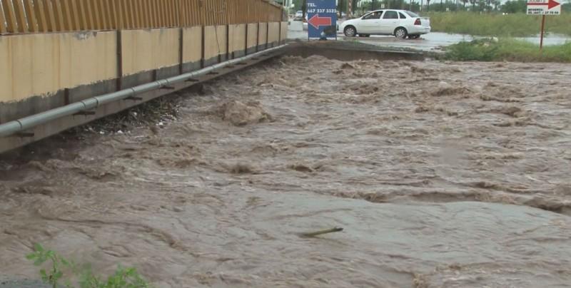 PEP reguarda los comercios afectados por inundaciones para evitar robos